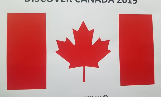 Discover Canada 2019