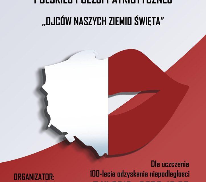 Konkurs Recytatorski Polskiej Poezji Patriotycznej