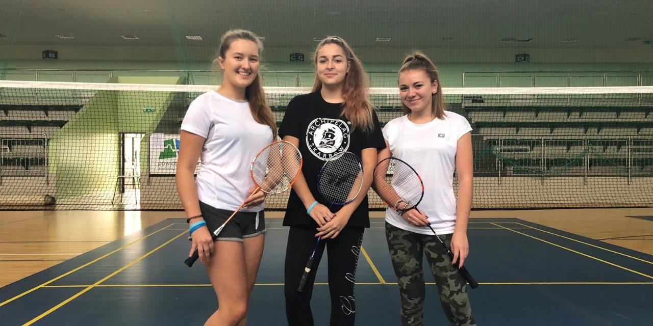 Rozgrywki w Badmintona