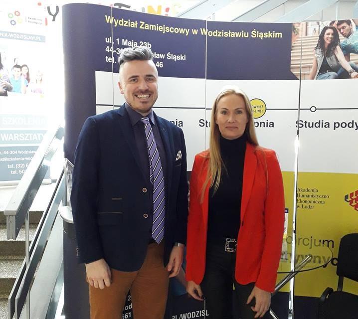 Porozumienie z Akademią Humanistyczno-Ekonomiczną w Łodzi