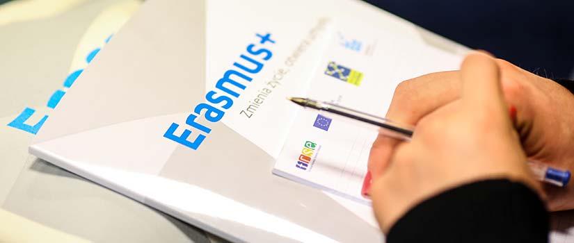 Ekonomik rusza z nowym projektem Erasmus+