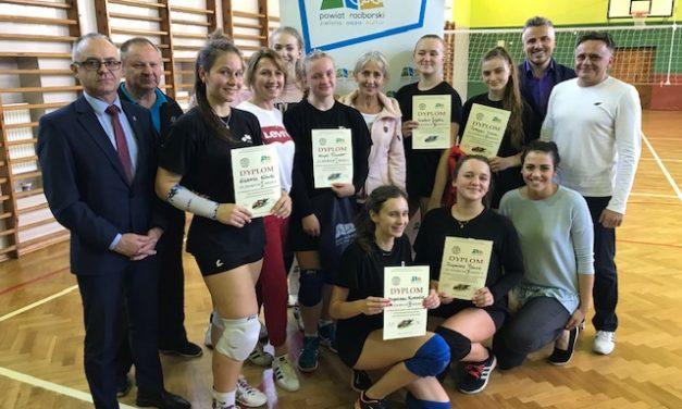 VIII Mistrzostwa Raciborza Szkół Ponadgimnazjalnych Dwójek Siatkarskich Dziewcząt