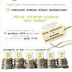 IX Powiatowy Konkurs Wiedzy Ekonomicznej
