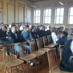 Spotkanie dla klas 4 -,,Handel ludźmi - podstawowe informacje''