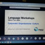 Warsztaty językowe z PWSZ