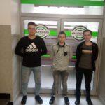 Nasi uczniowie w finale Ogólnopolskich Szkolnych Mistrzostwach organizowanych  przez Fundację Przedsiębiorczości Revas