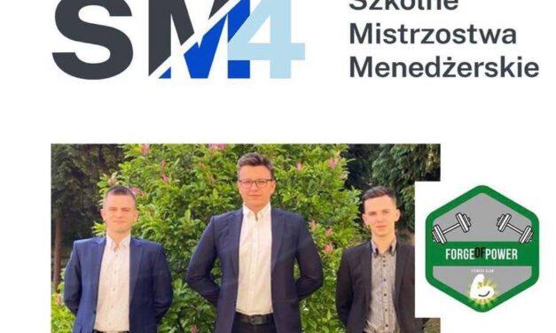 Drużyna z Ekonomika najlepsza w Polsce