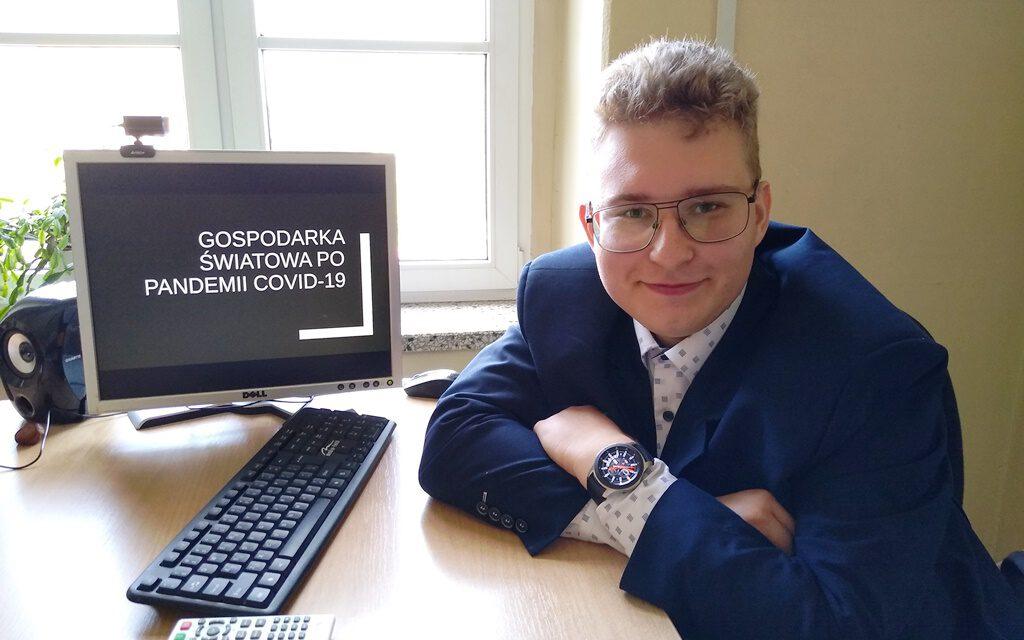 "Konkurs ""Młody Ekonomista"""